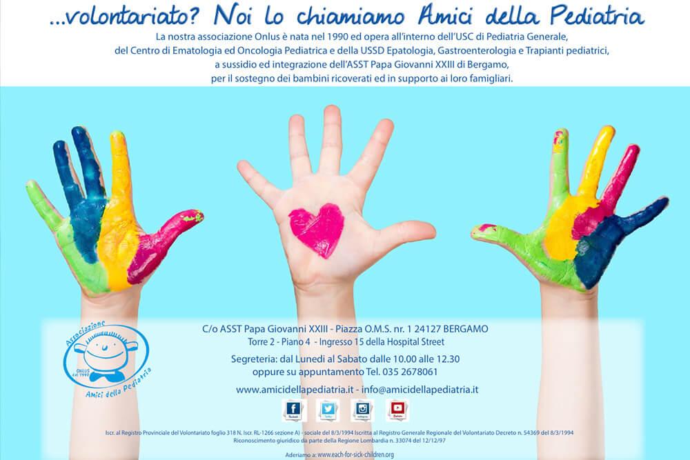 Fintyre beneficienza ospedale di Bergamo